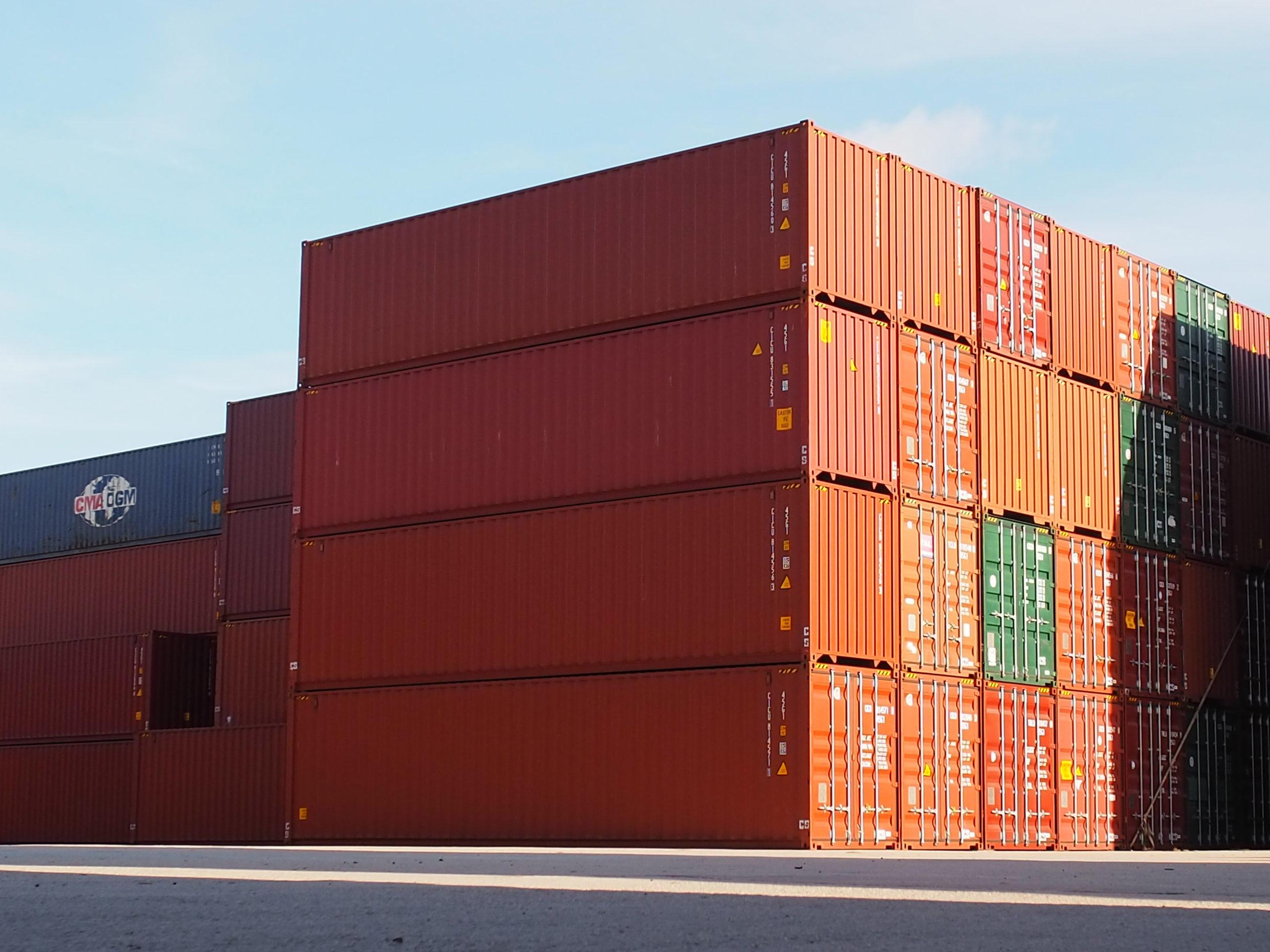 貨櫃裝卸(Container Depot)