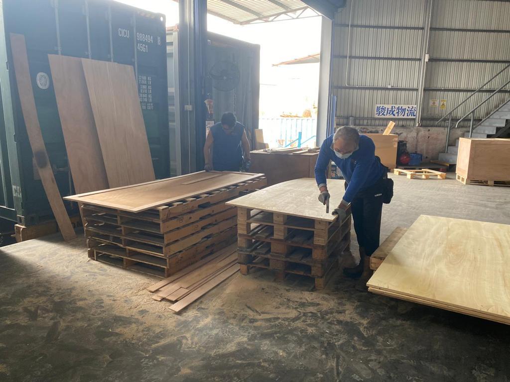 增值服務項目介紹:量身訂造釘制木箱